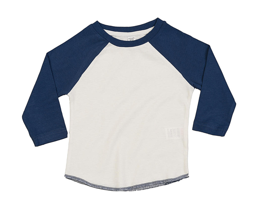 Dìtské trièko s dlouhým rukávem Superstar Baseball - zvìtšit obrázek