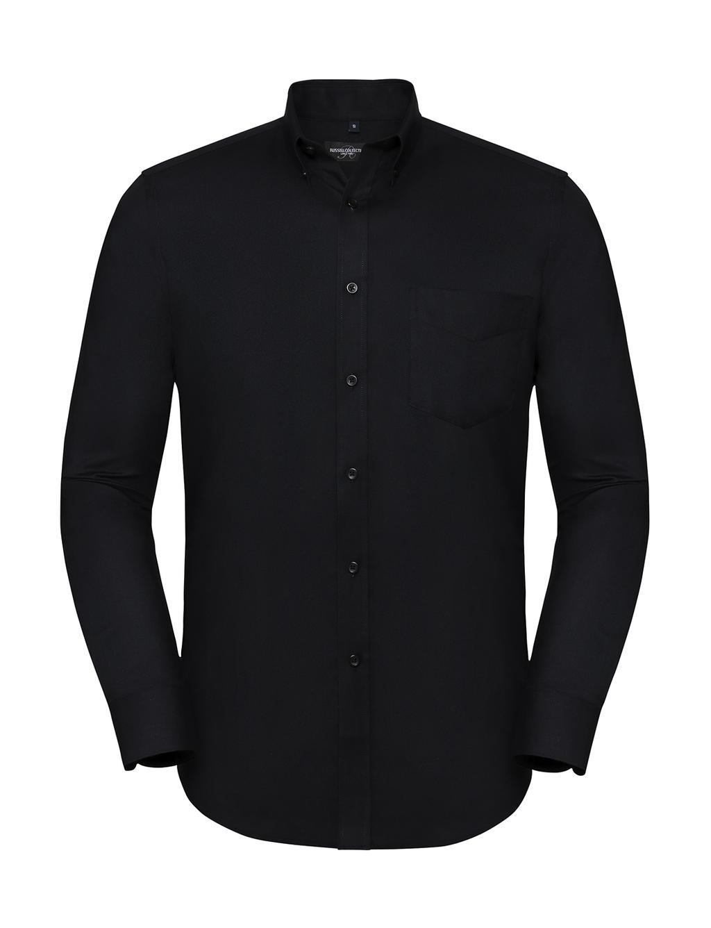 Pánská košile s dl.ruk.Tailored Button-Down Oxford - zvìtšit obrázek