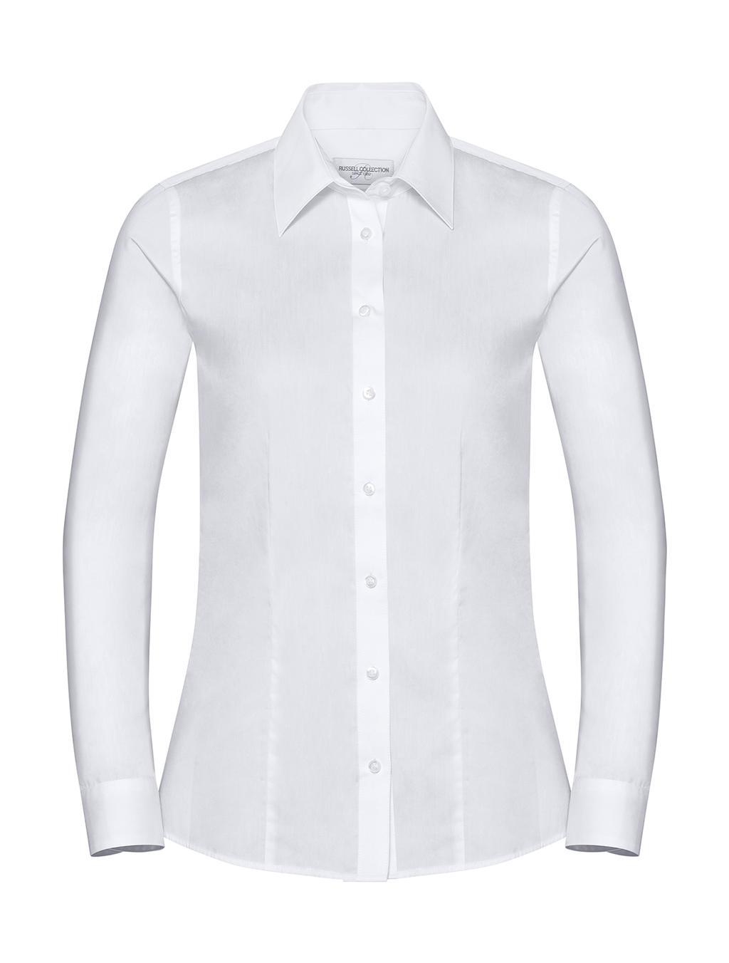 Dámská košile s dl.ruk. Tailored Coolmax® - zvìtšit obrázek