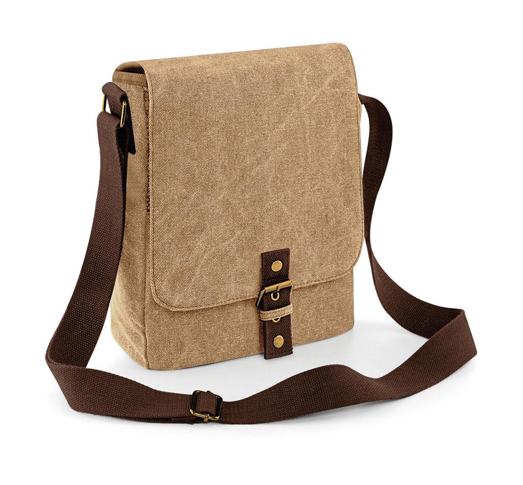 Vintage taška na iPad® - zvìtšit obrázek