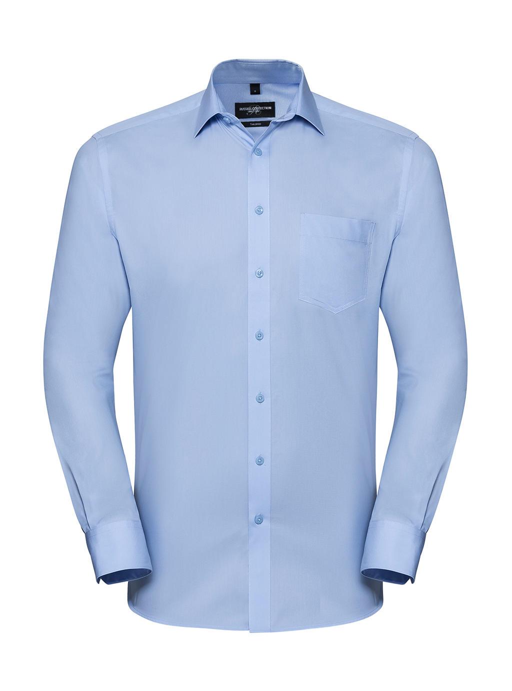 Pánská košile s dl.ruk. Tailored Coolmax® - zvìtšit obrázek