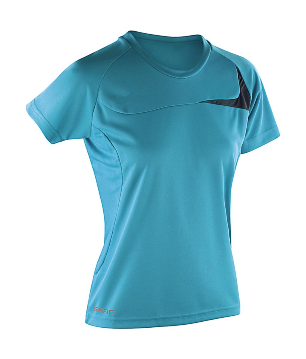Dámská tréninková košile Spiro Dash - zvìtšit obrázek