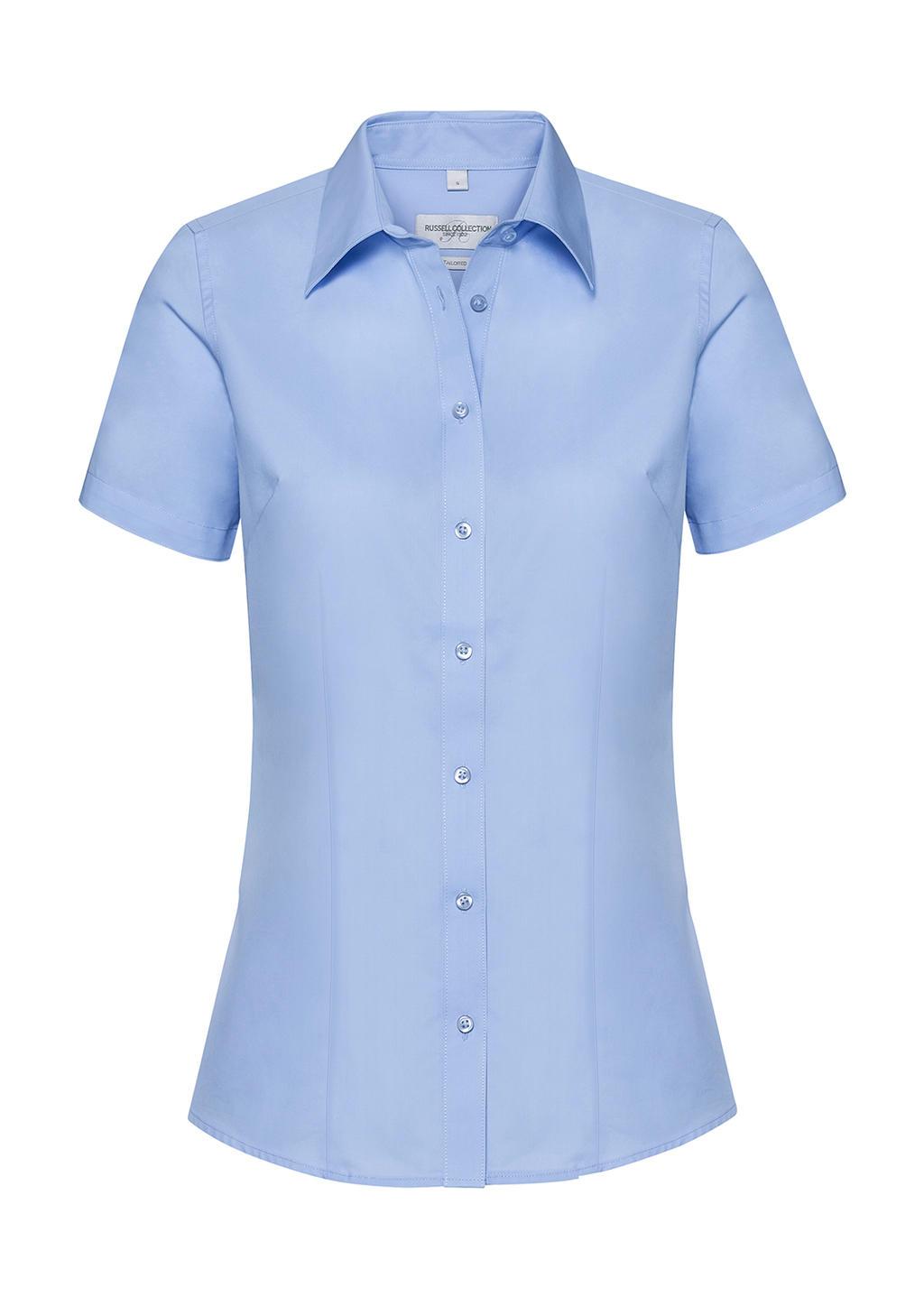 Dámská košile s kr.ruk. Tailored Coolmax® - zvìtšit obrázek