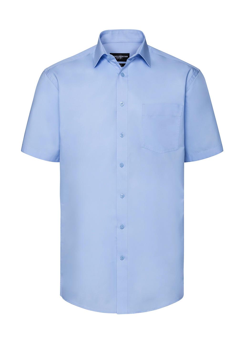 Pánská košile s kr.ruk. Tailored Coolmax® - zvìtšit obrázek