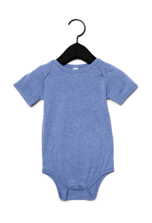 Baby Triblend body s krátkým rukávem - zvìtšit obrázek