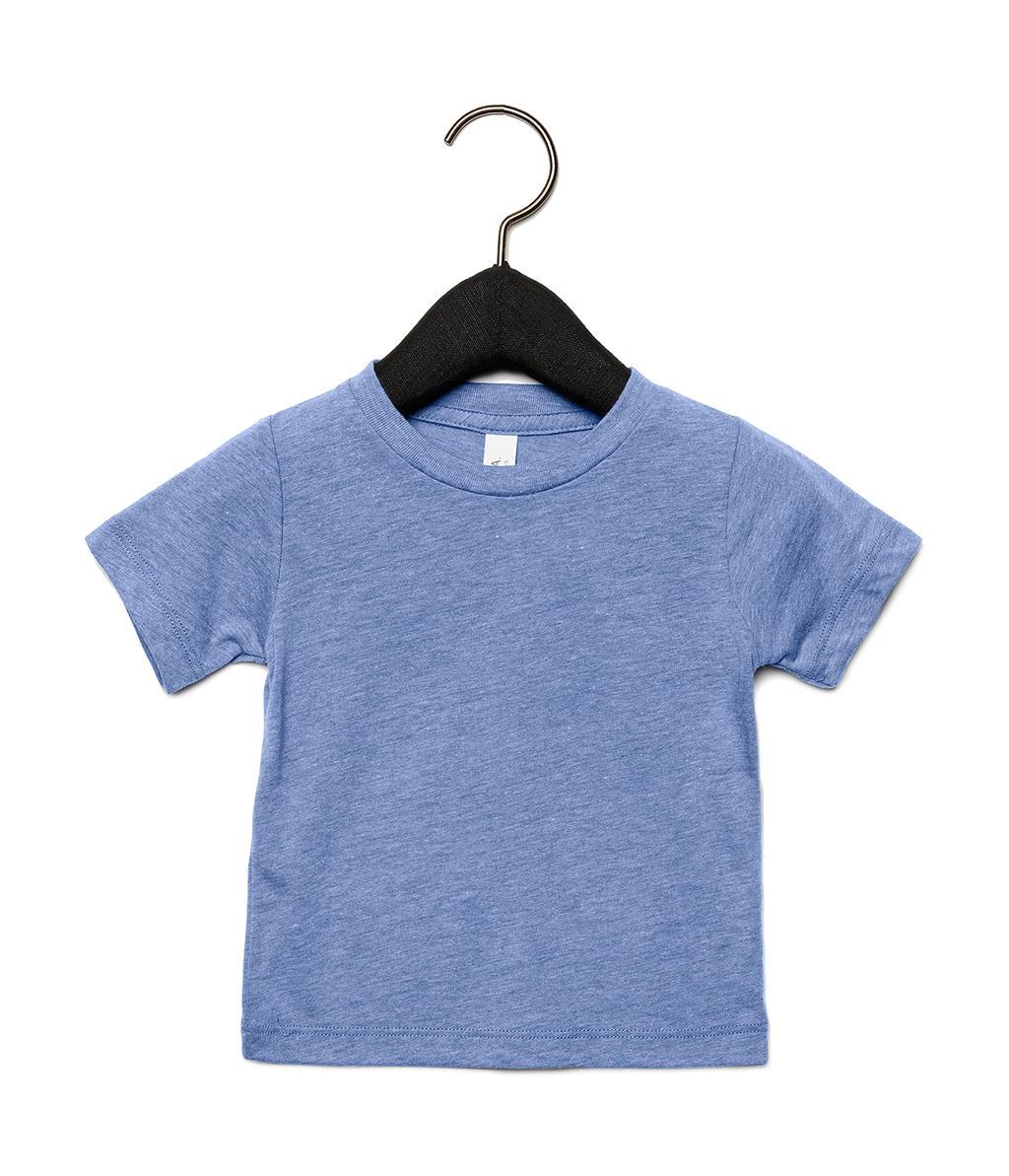 Baby Triblend triko s krátkým rukávem - zvìtšit obrázek