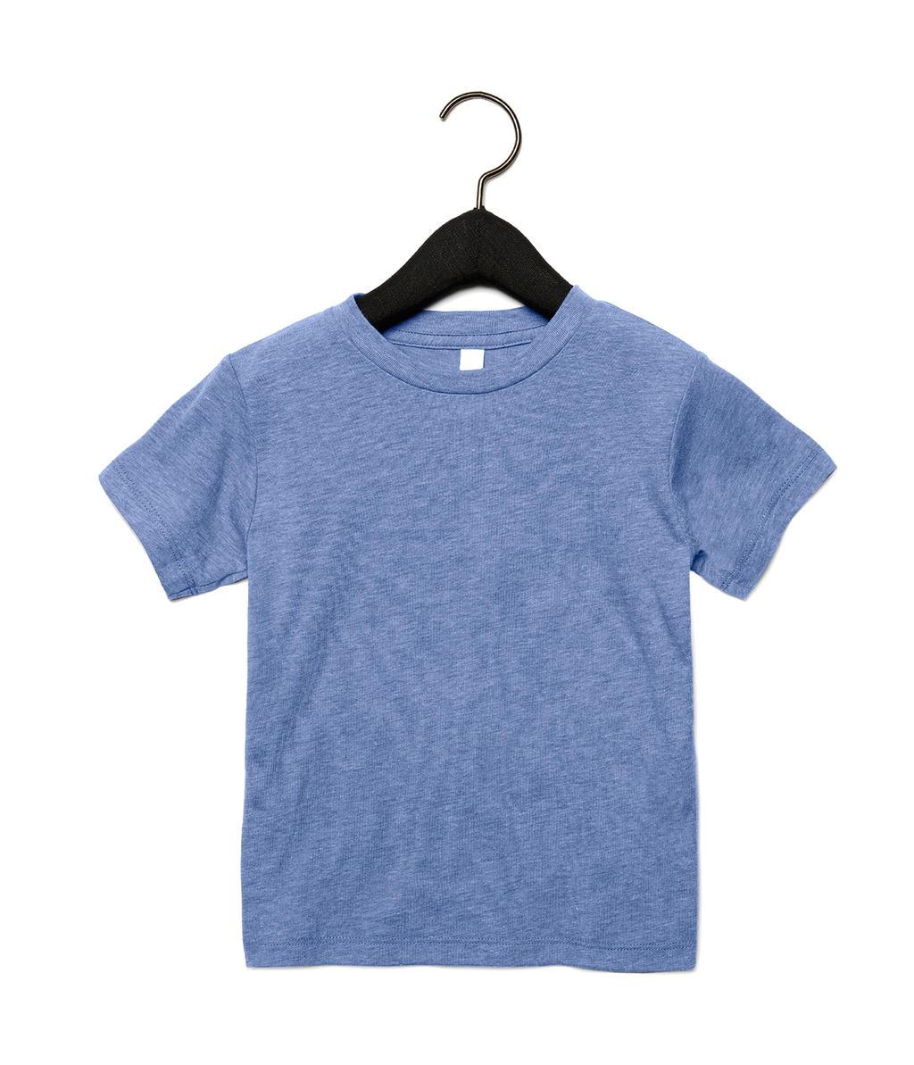 Toddler Triblend triko s krátkým rukávem - zvìtšit obrázek