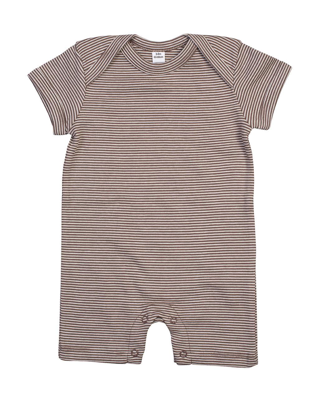 Baby pruhovaný playsuit - zvìtšit obrázek