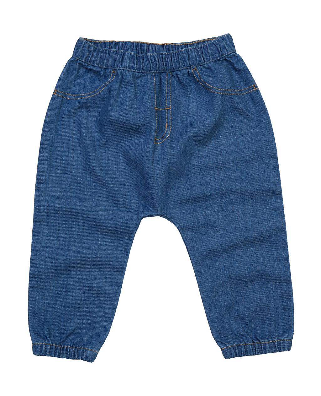 Denim kalhoty Baby Rocks - zvìtšit obrázek