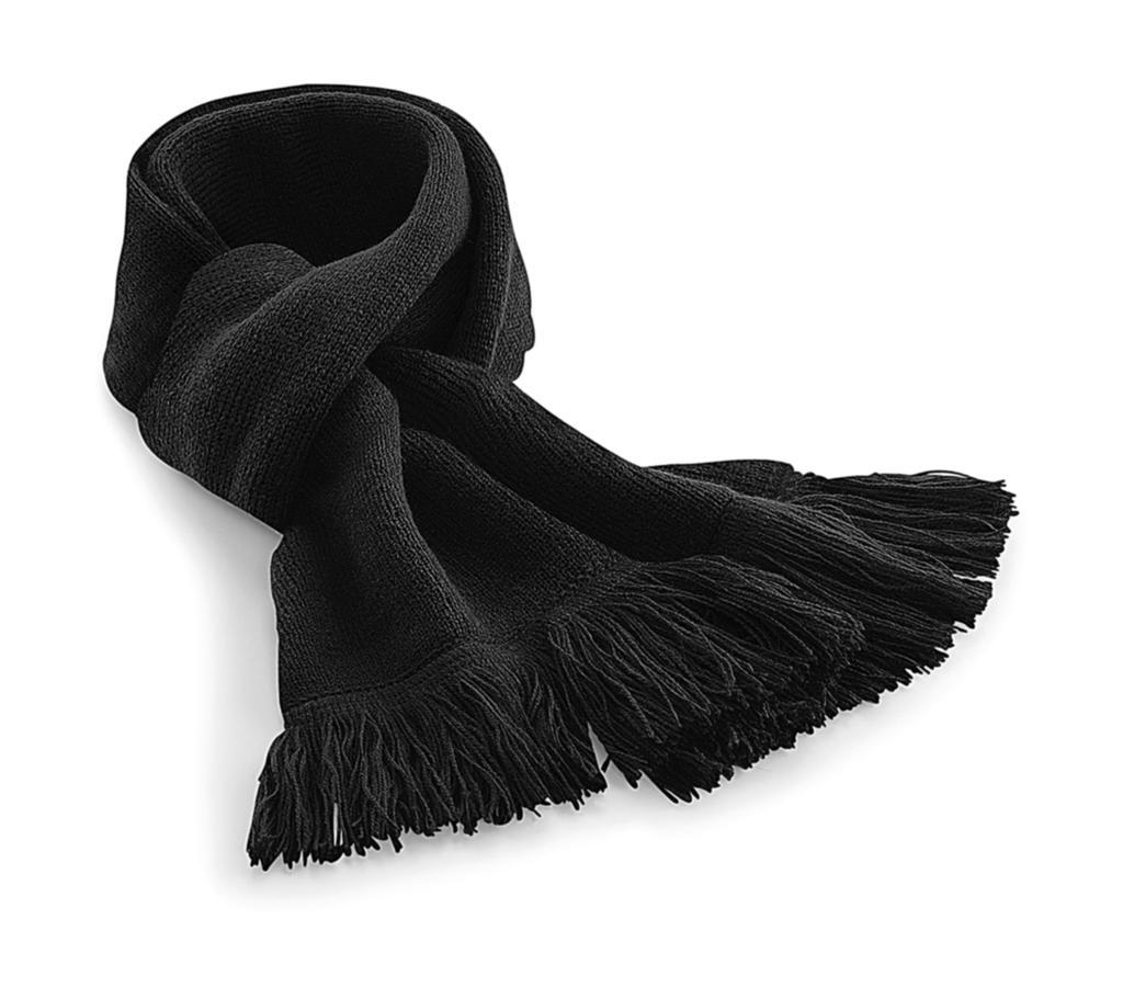 Klasický pletená šála - zvìtšit obrázek