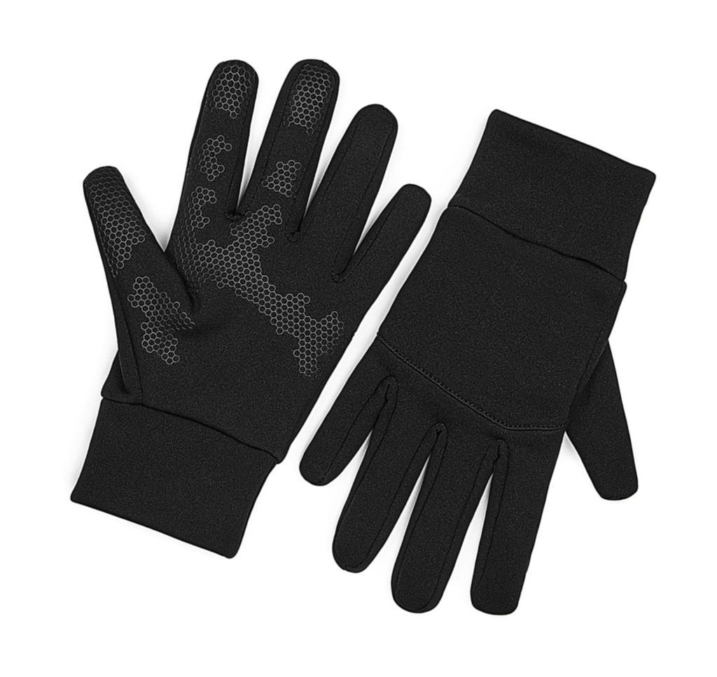 Softshell Sports Tech rukavice - zvìtšit obrázek