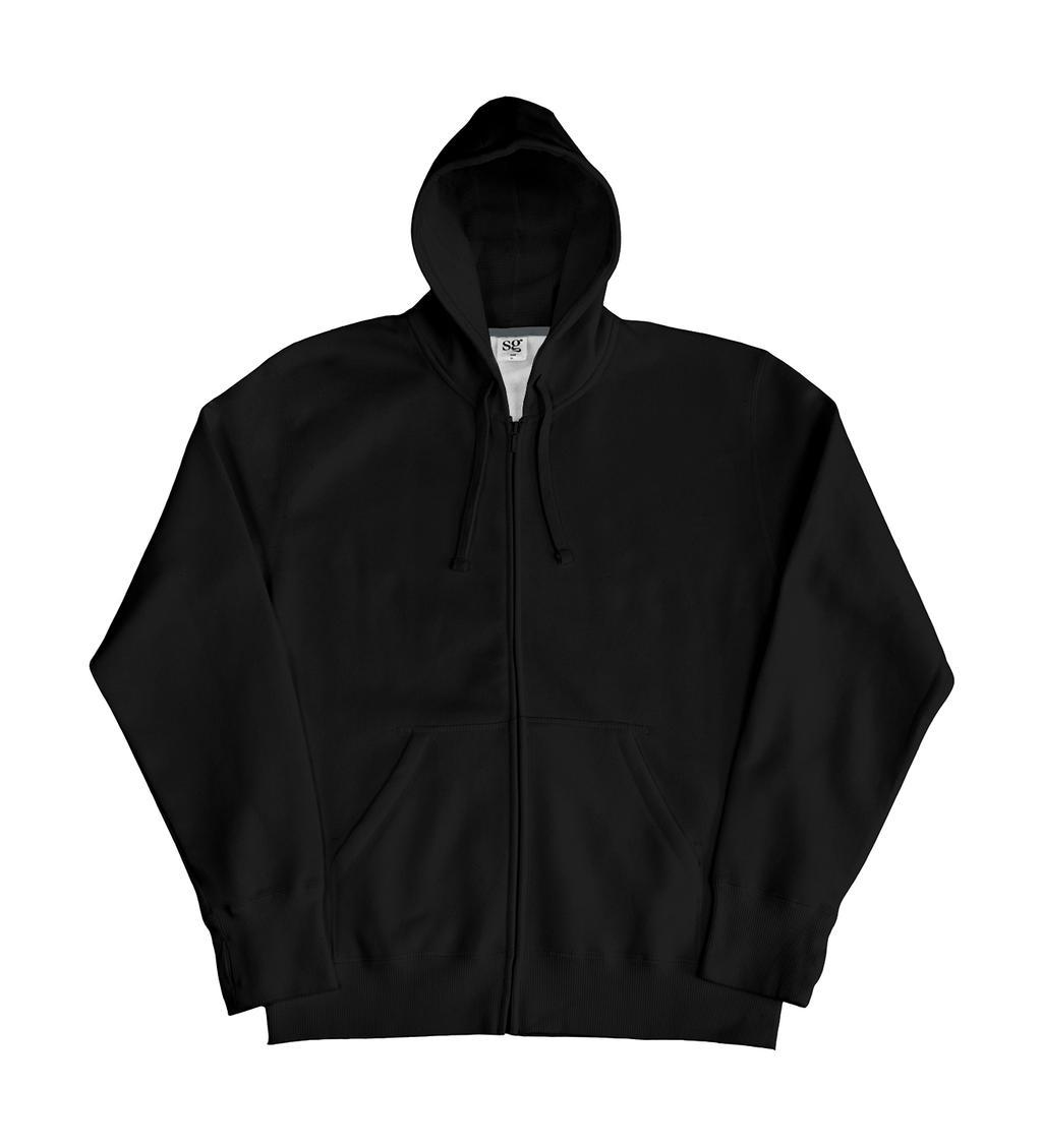 Mikina s kapucí a dlouhým zipem Urban - zvìtšit obrázek