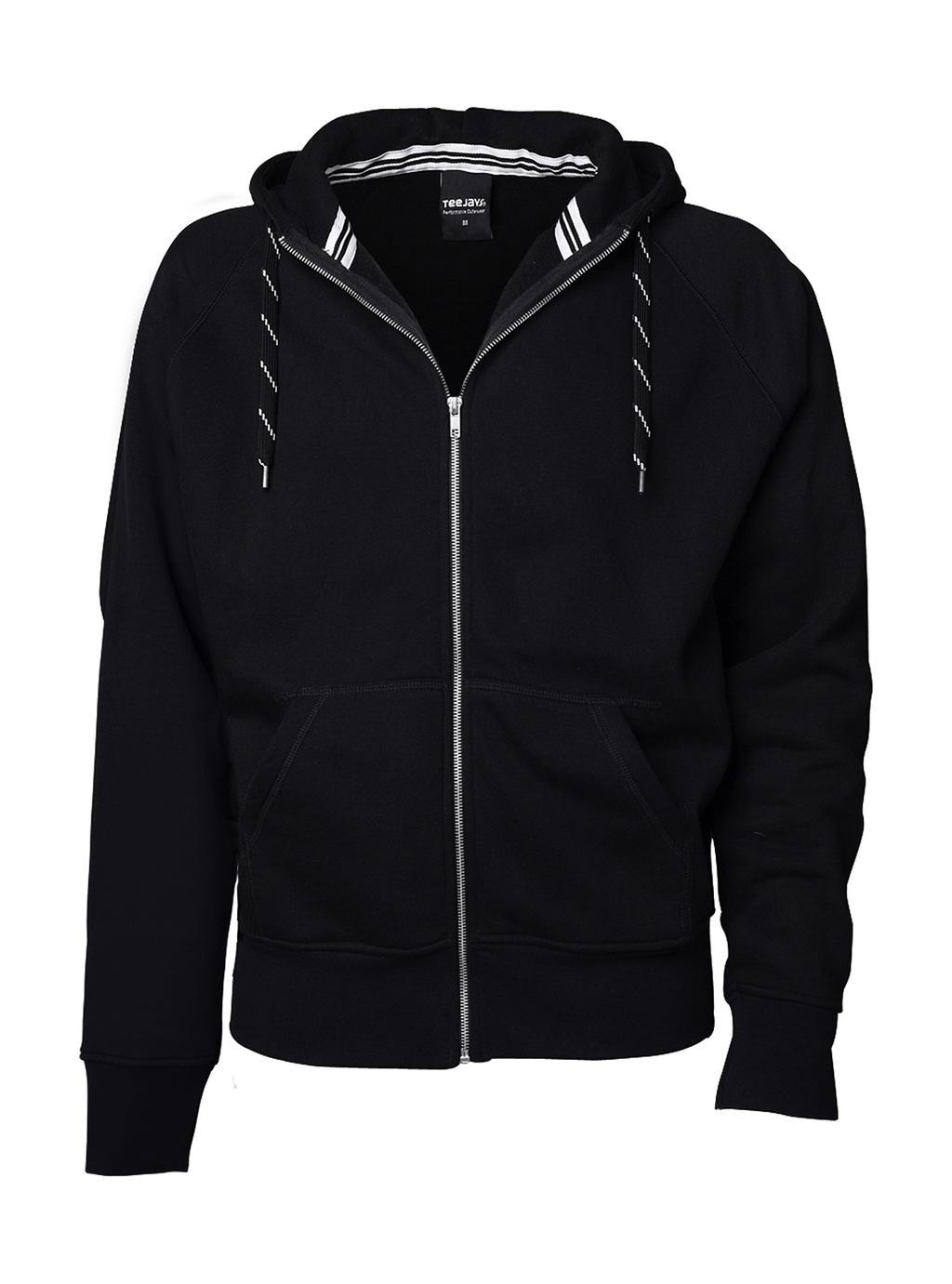 Mikina na zip s kapucí - zvìtšit obrázek