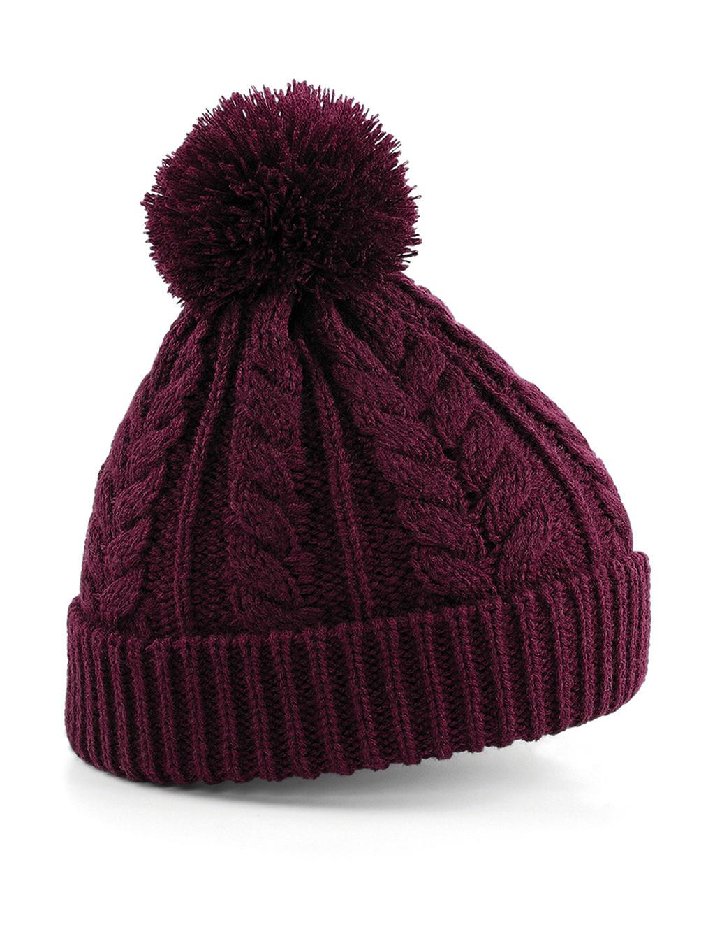 Èepice Knit Snowstar Beanie - zvìtšit obrázek
