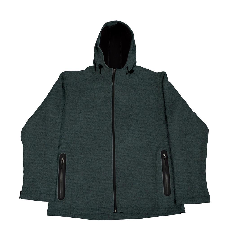 Dámská pletená fleece bunda - zvìtšit obrázek