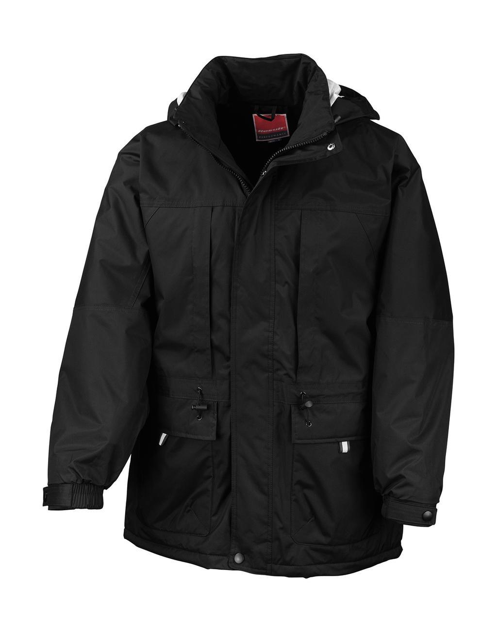 Multifunkèní zimní bunda - zvìtšit obrázek