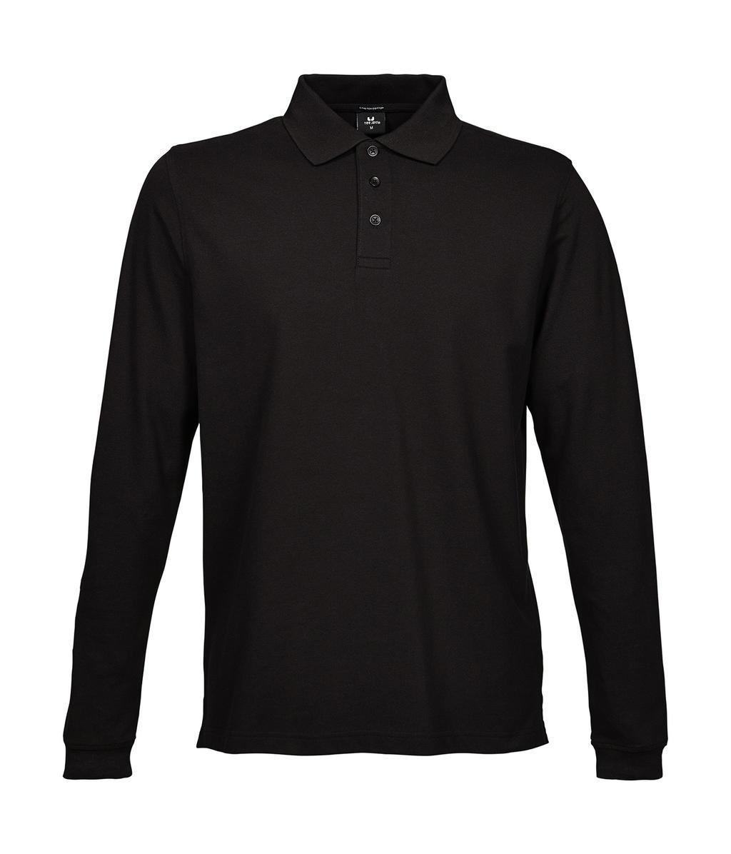 Polo trièko s dlouhým rukávem Luxury Stretch - zvìtšit obrázek