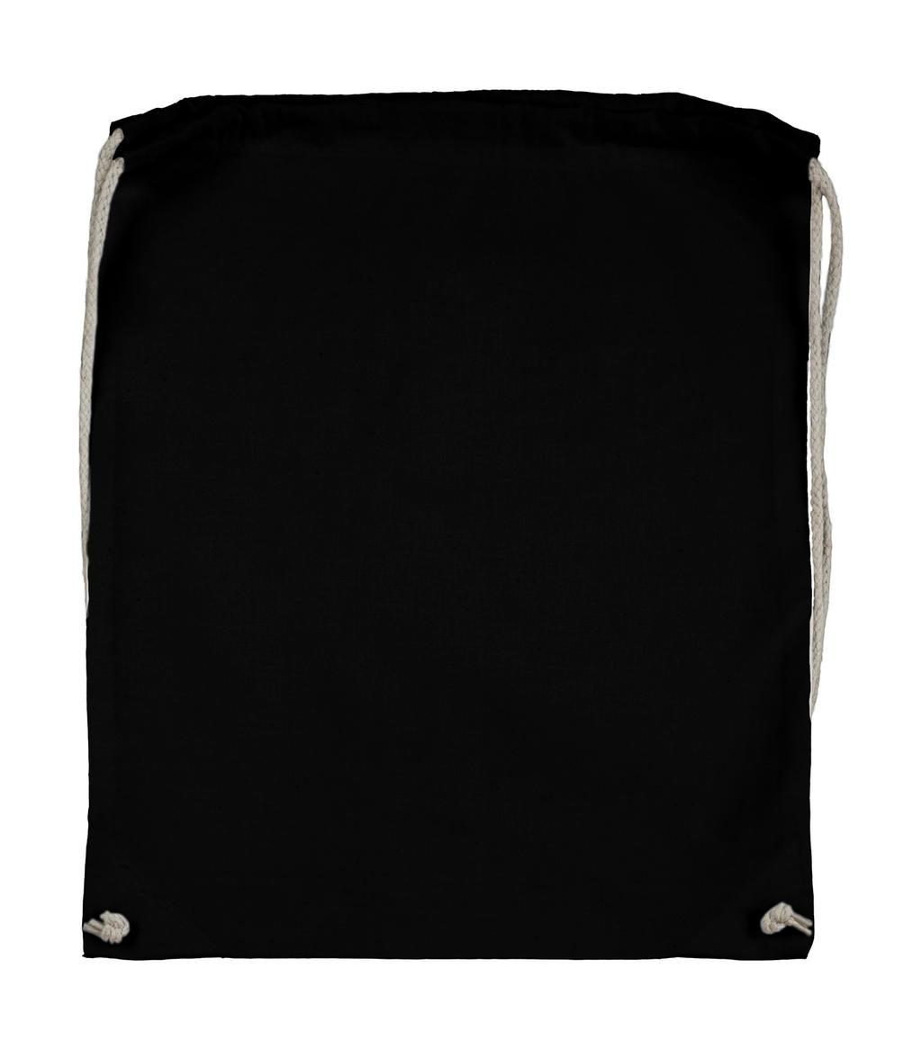Bavlnìný zatahovací batoh - zvìtšit obrázek