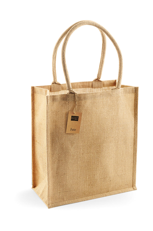 Nákupní taška z juty Boutique  - zvìtšit obrázek