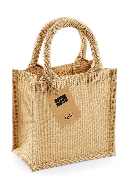 Dárková taška z juty Petite - zvìtšit obrázek