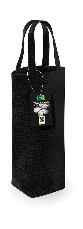 Fairtrade Cotton Bottle Bag - zvìtšit obrázek