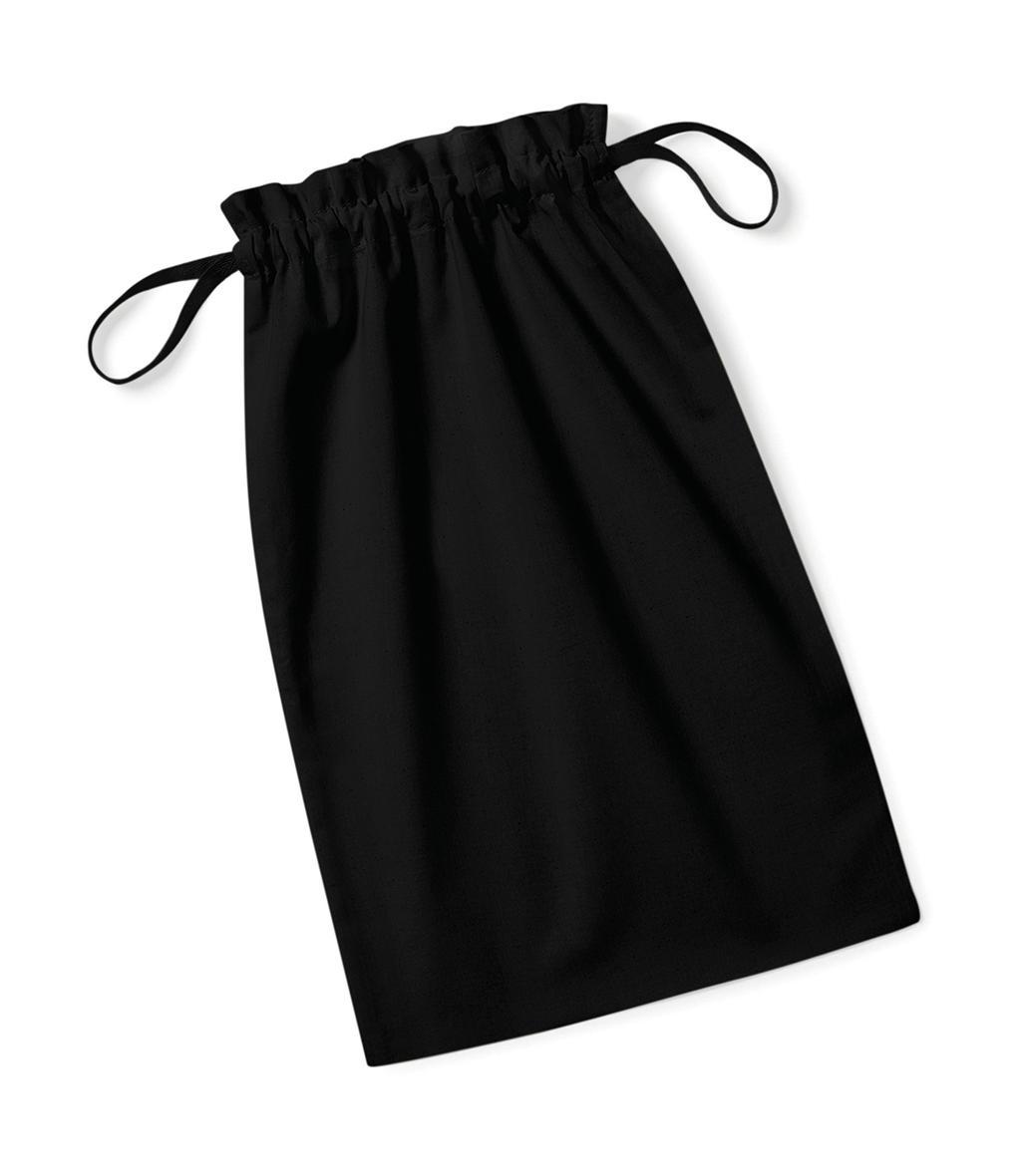 Mìkká bavlnìná taška se šnùrkou - zvìtšit obrázek