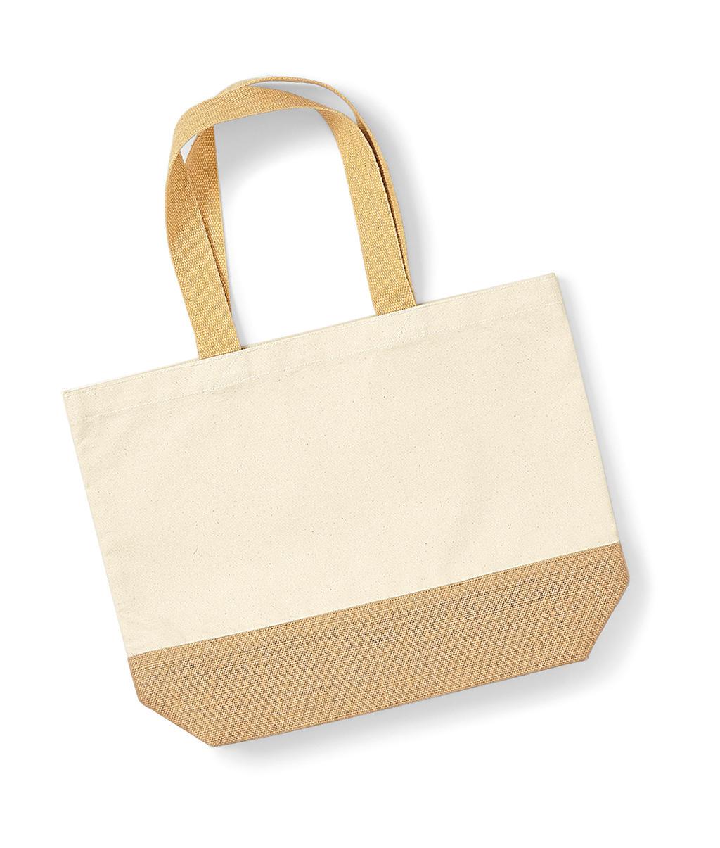 Jutová taška Base Canvas Tote - zvìtšit obrázek