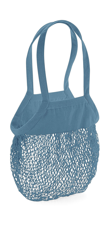 Organic Cotton Mesh Grocery Bag - zvìtšit obrázek