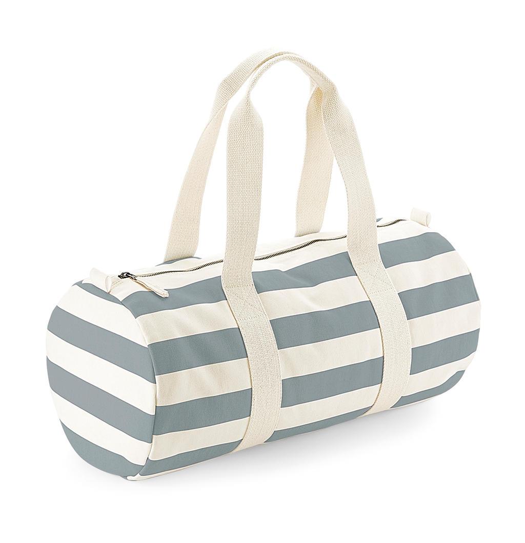 Nautical Barrel Bag - zvìtšit obrázek