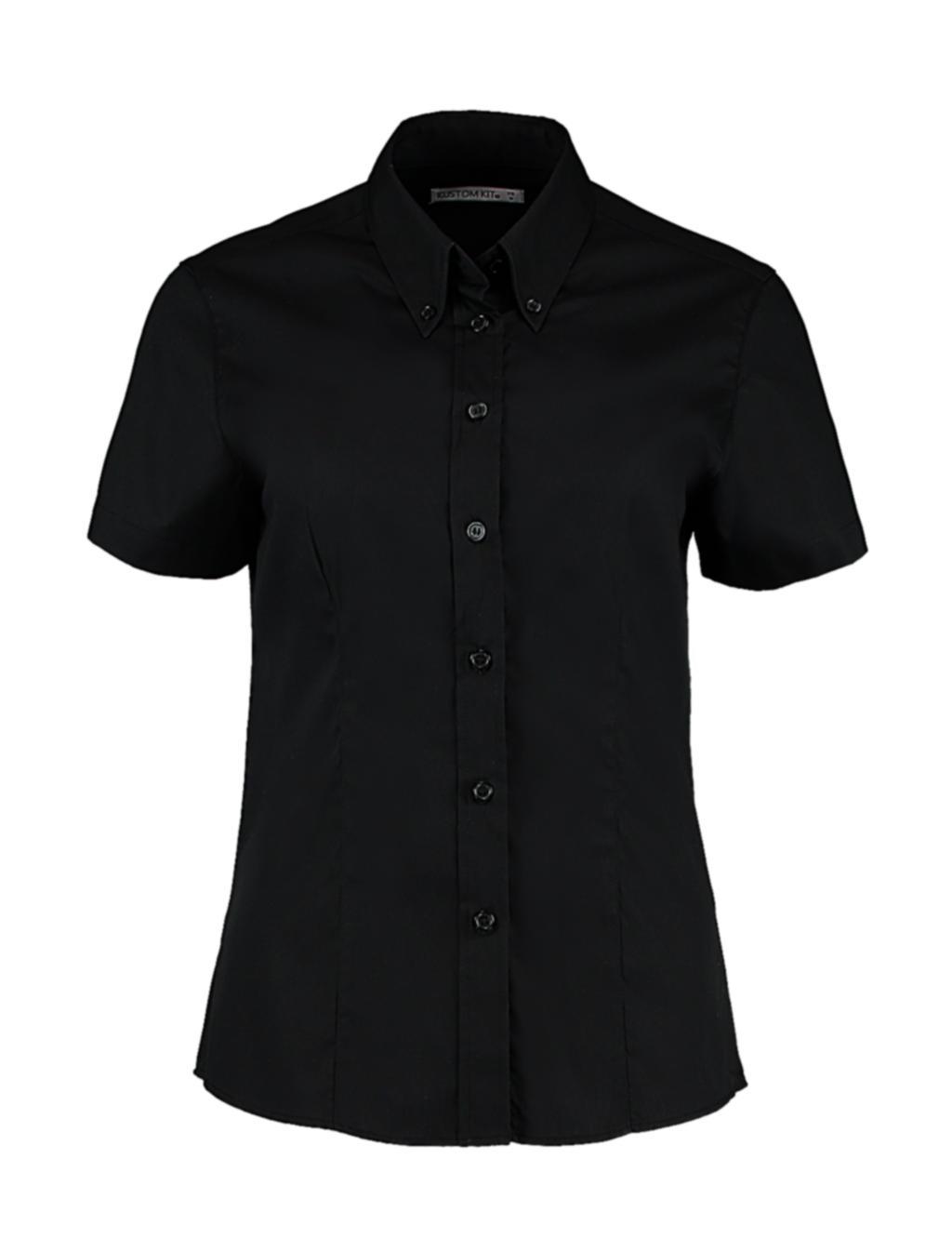 Dámská košile Premium Oxford Tailored fit s kr. P/  - zvìtšit obrázek