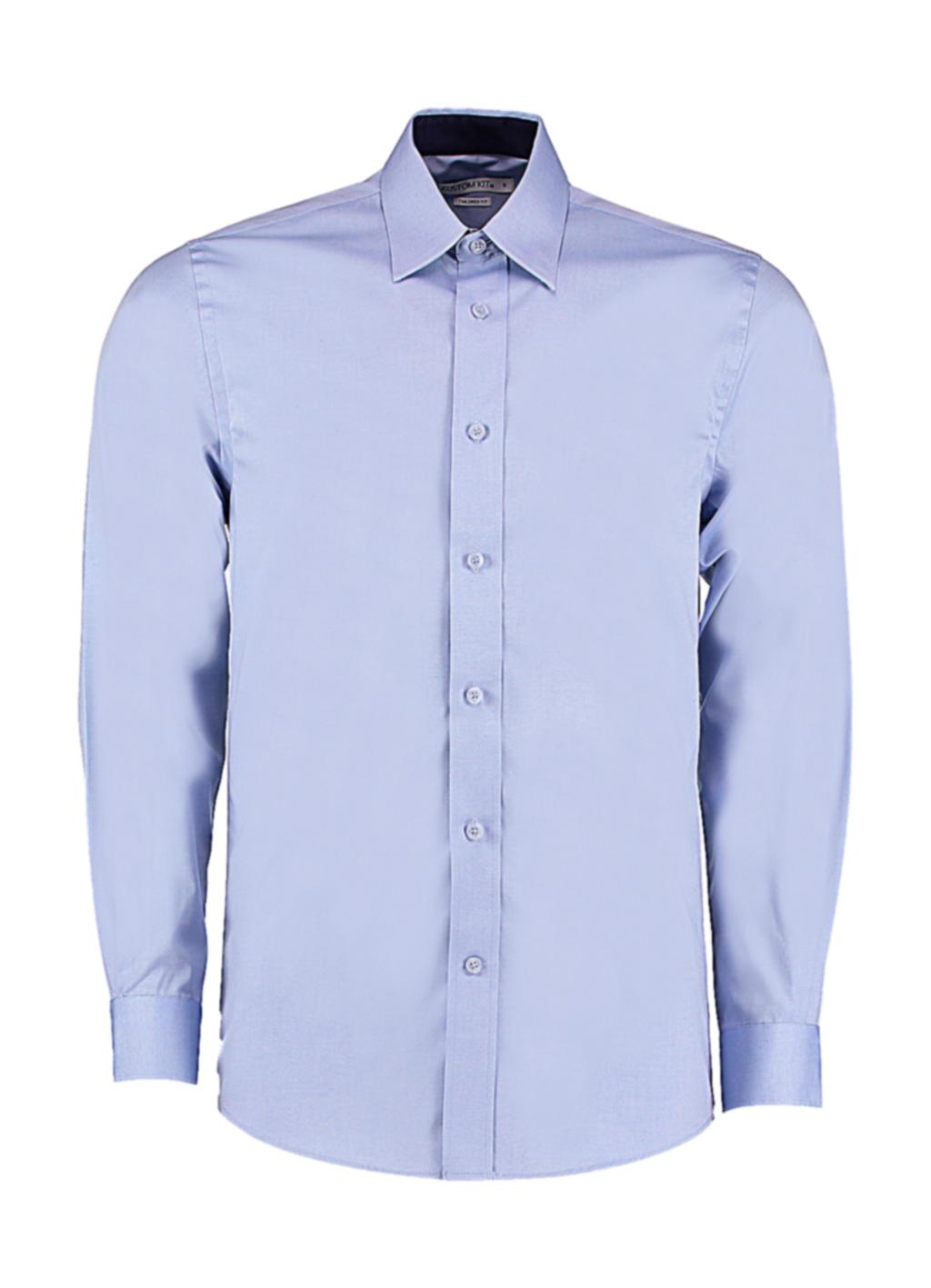Kontrastní košile Premium Oxford Tailored fit  P/  - zvìtšit obrázek