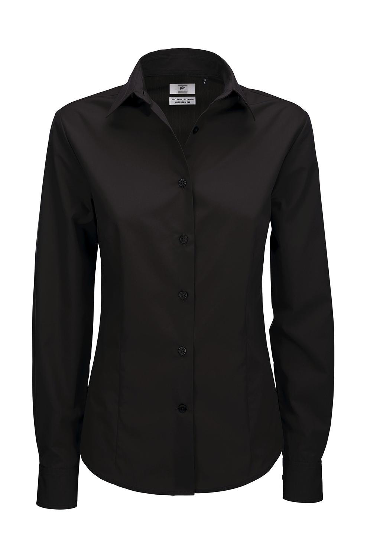 Dámská popelínová košile Smart LSL/women - zvìtšit obrázek