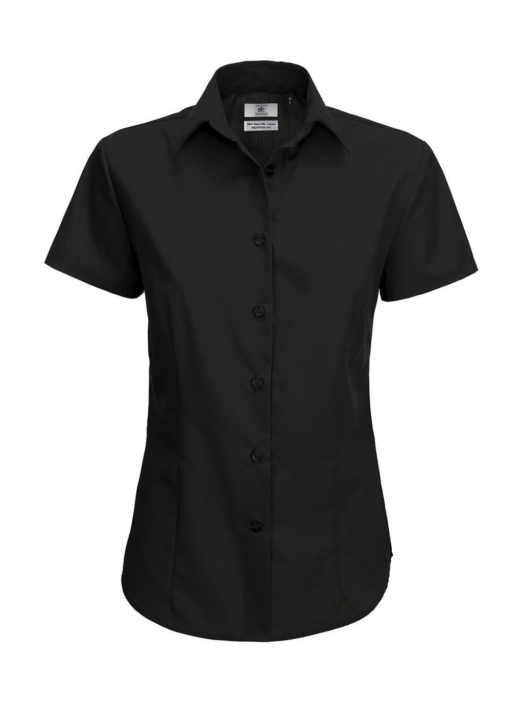 Smart SSL/wo. popelínová košile s krátkým rukávem - zvìtšit obrázek