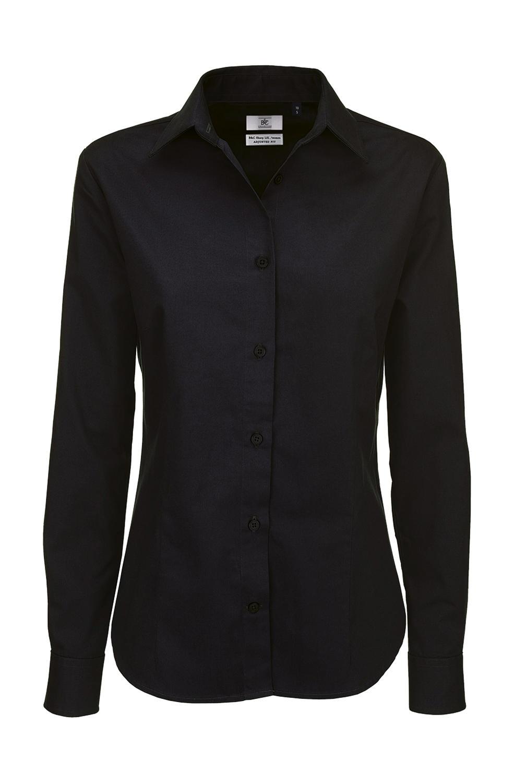 Dámská košile Sharp Twill s dlouhým rukávem - zvìtšit obrázek
