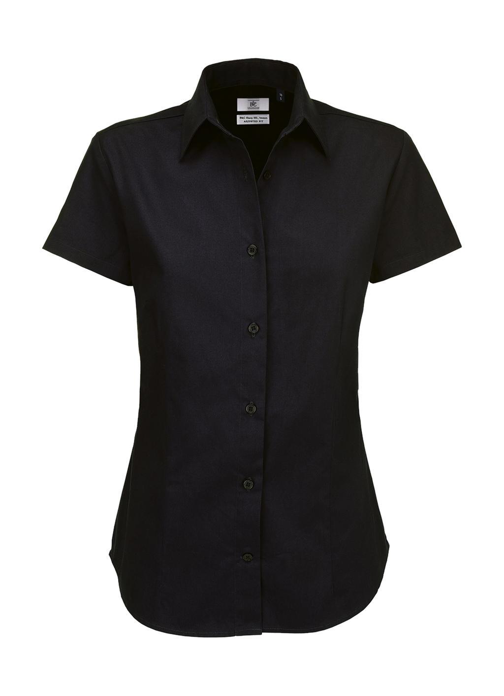 Dámská košile Sharp Twill s krátkým rukávem - zvìtšit obrázek