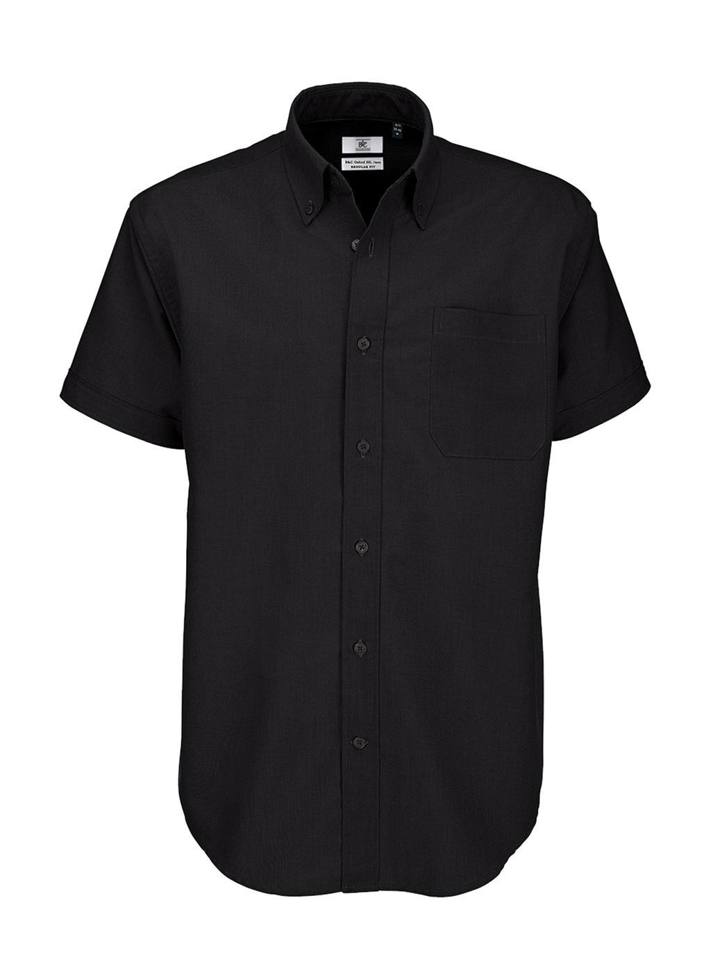 Pánská košile Oxford s krátkým rukávem - zvìtšit obrázek