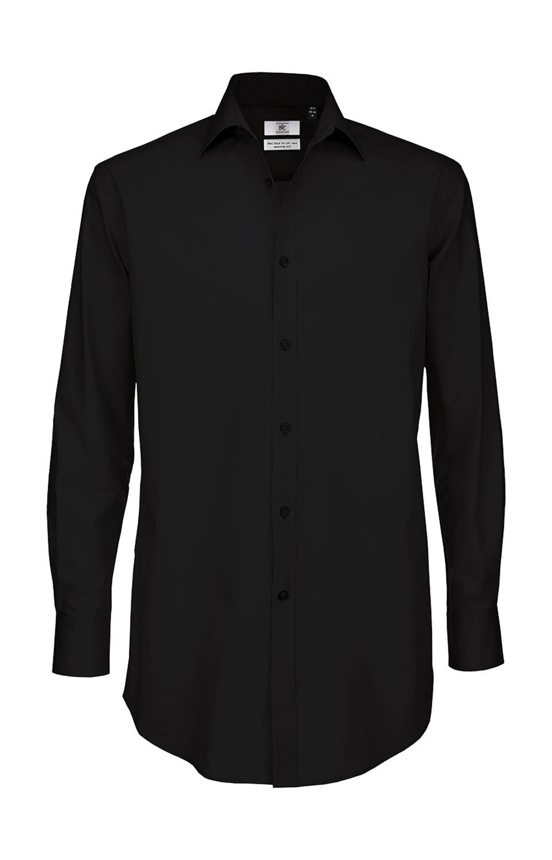 Pánská košile s dlouhým rukávem Black Tie LSL/men - zvìtšit obrázek