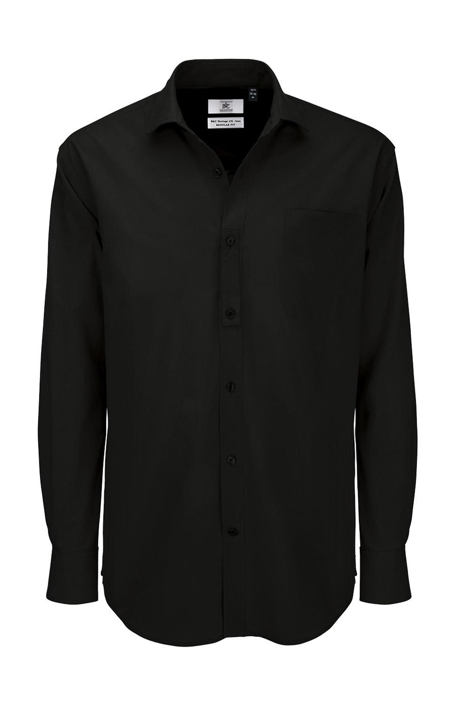 Pánská košile s dlouhým rukávem Heritage LSL/men - zvìtšit obrázek
