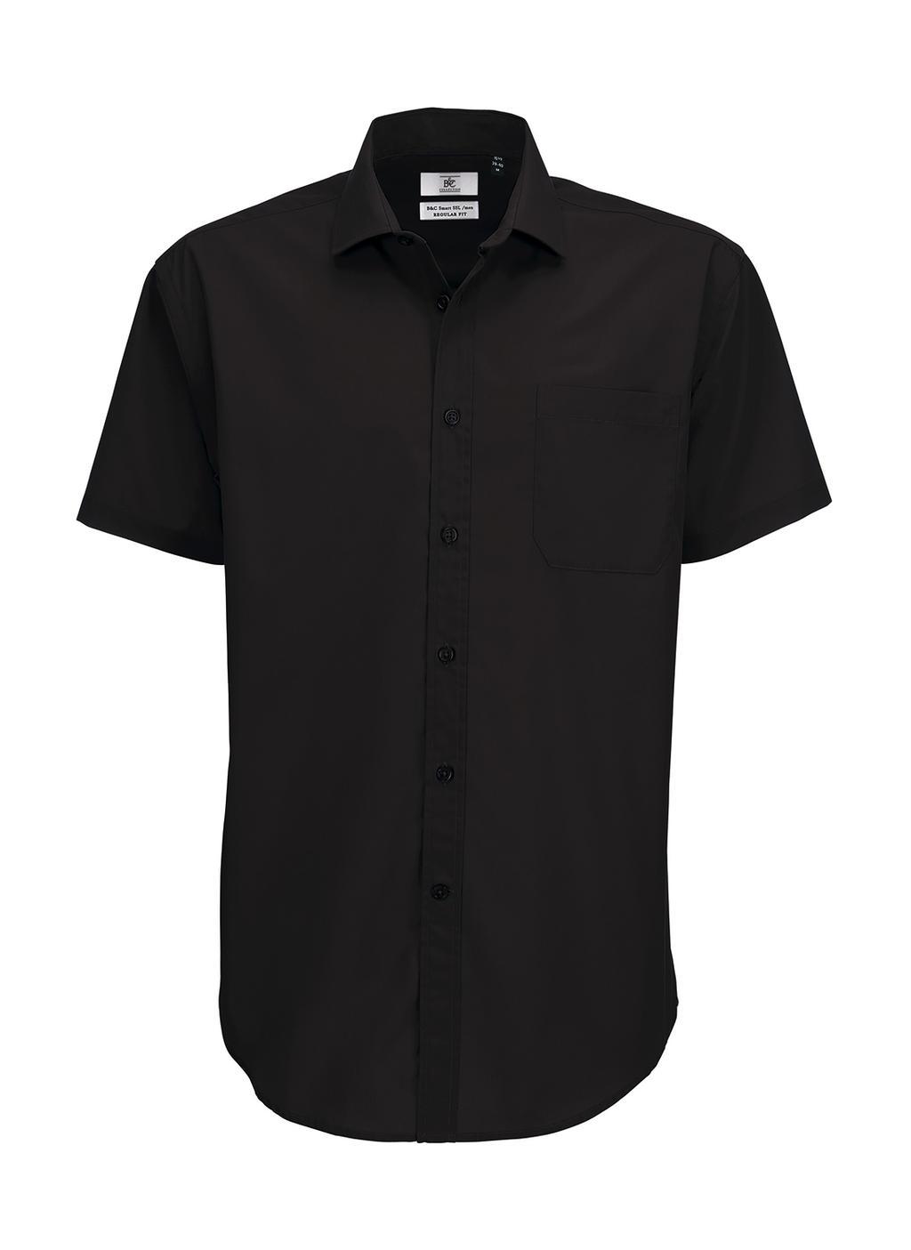 Pánská košile s krátkým rukávem Smart SSL/men - zvìtšit obrázek
