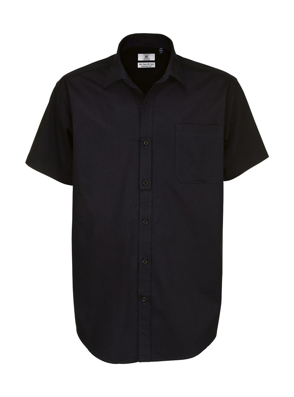 Pánská košile s krátkým rukávem Sharp SSL/men - zvìtšit obrázek