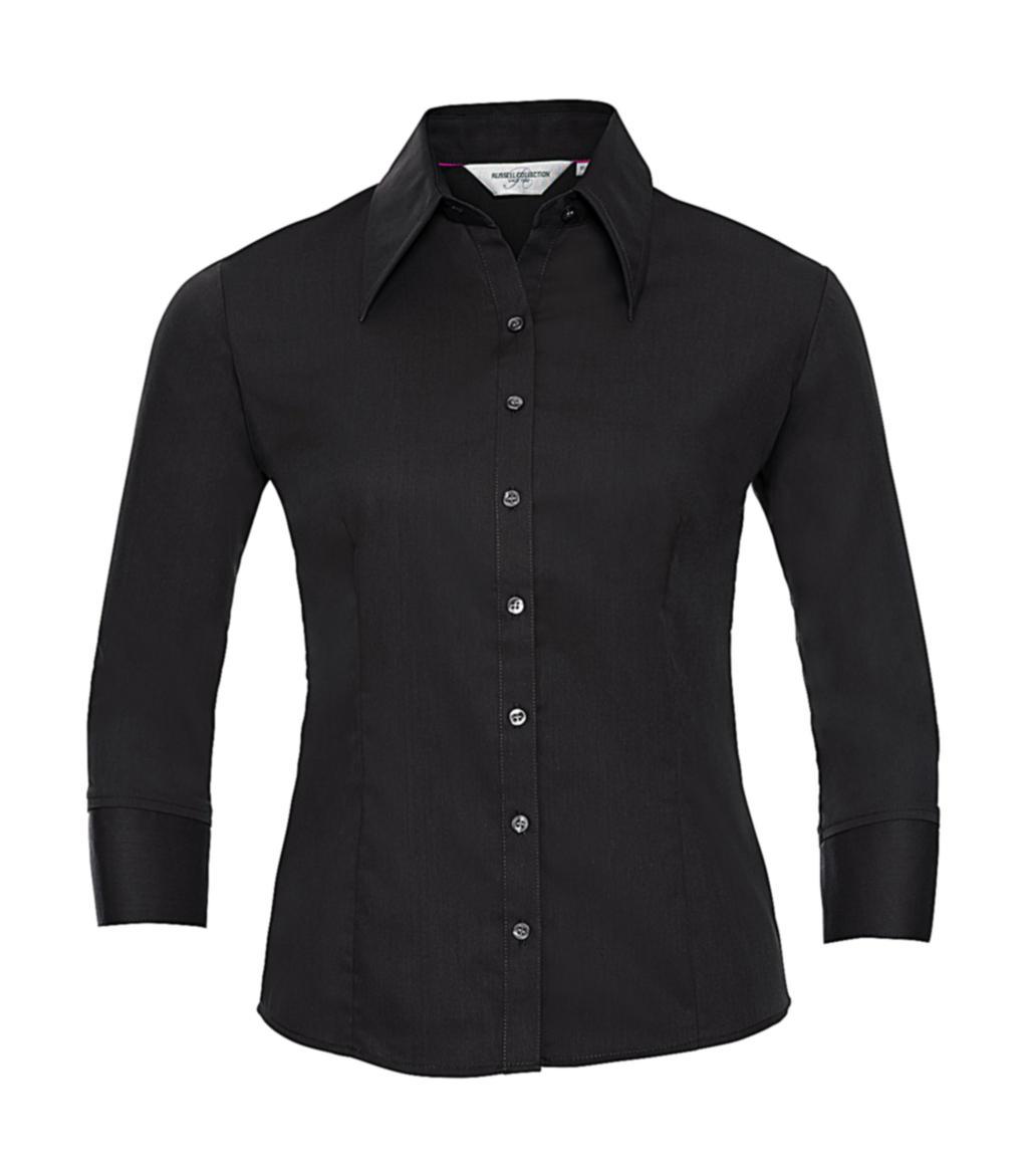 Dámská košile Tencel Fitted s 3/4 rukávy - zvìtšit obrázek