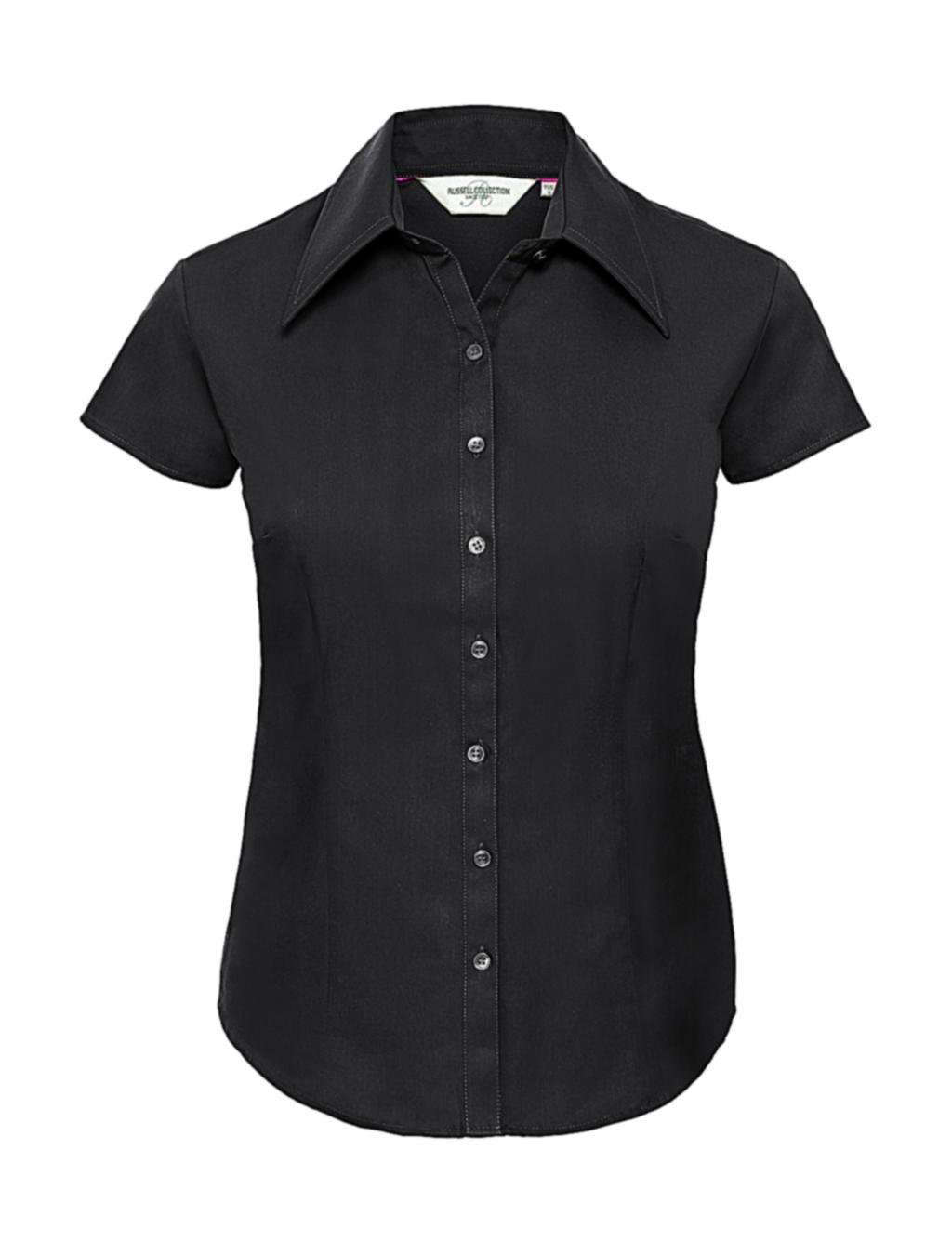 Dámská košile Tencel s krátkým rukávem - zvìtšit obrázek