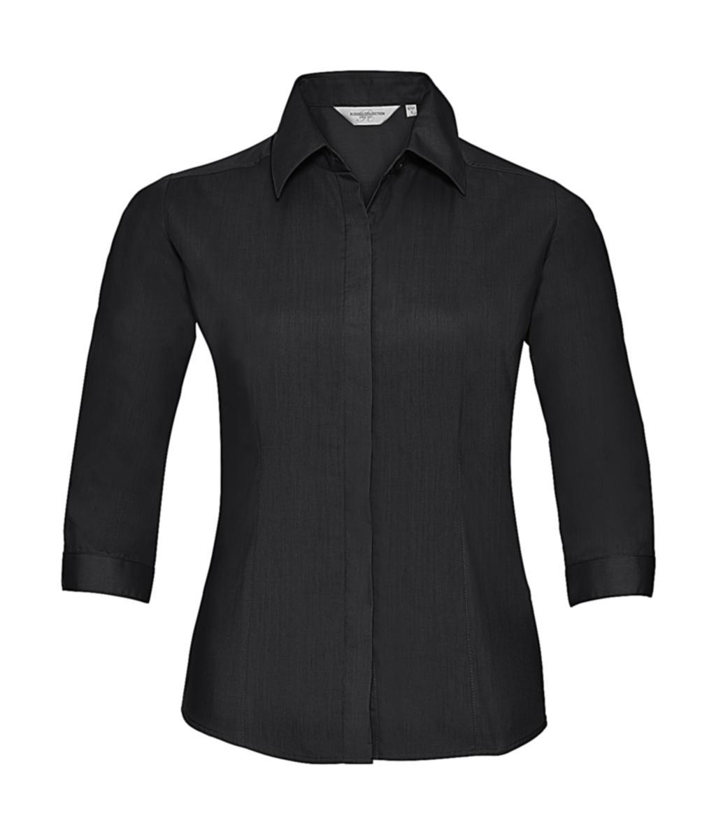 Košile Poplin s 3/4 rukávem - zvìtšit obrázek
