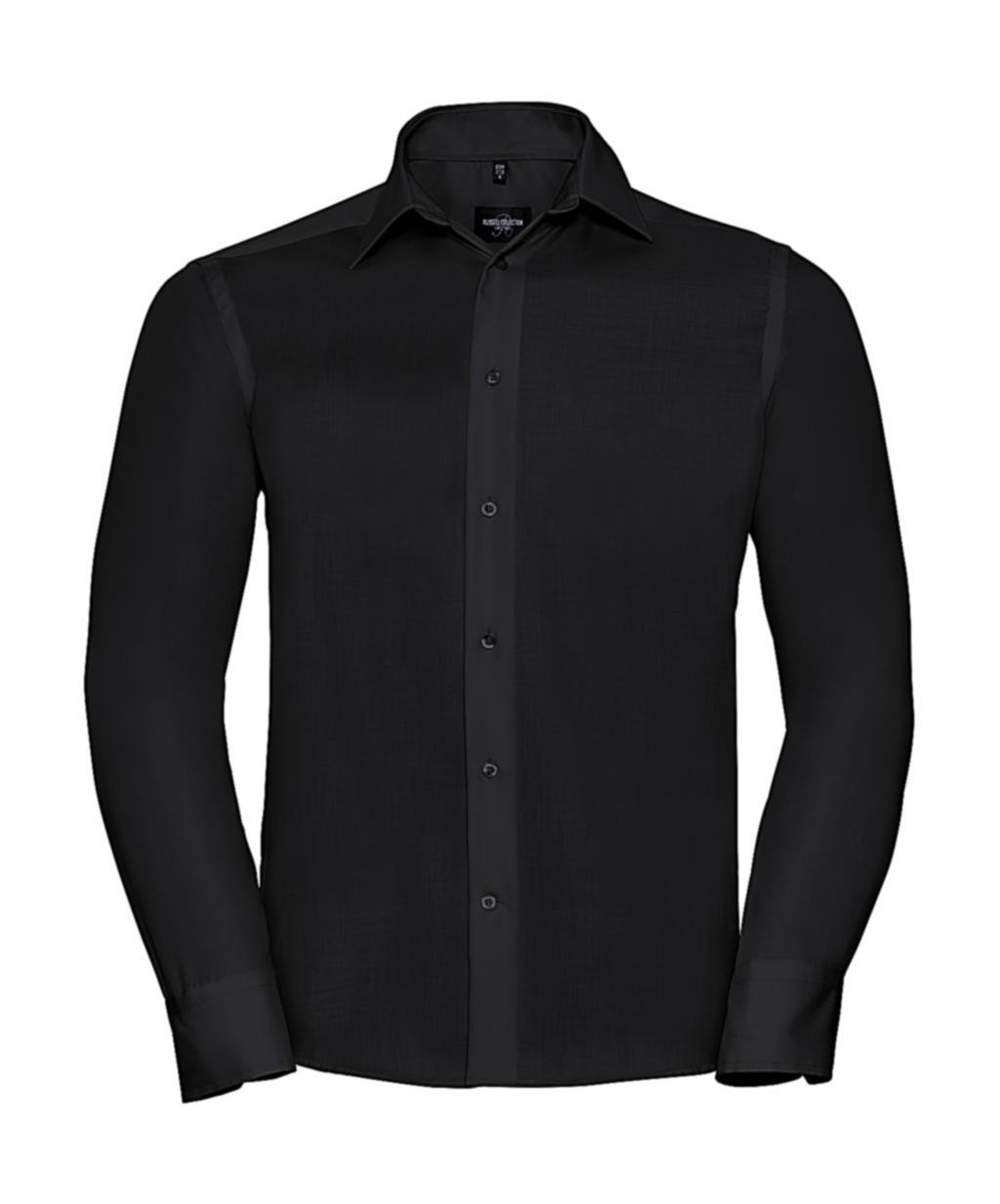 Vypasovaná košile Ultimate Non-iron s dlouhými ruk - zvìtšit obrázek