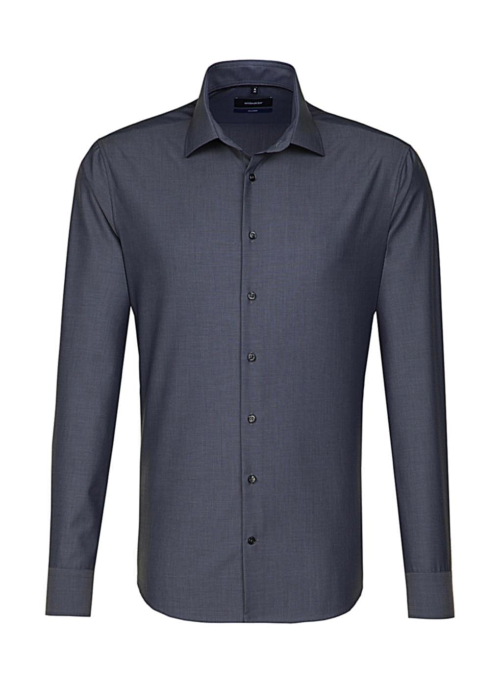 Košile Èerná shaped fit 1/1 Business Kent - zvìtšit obrázek