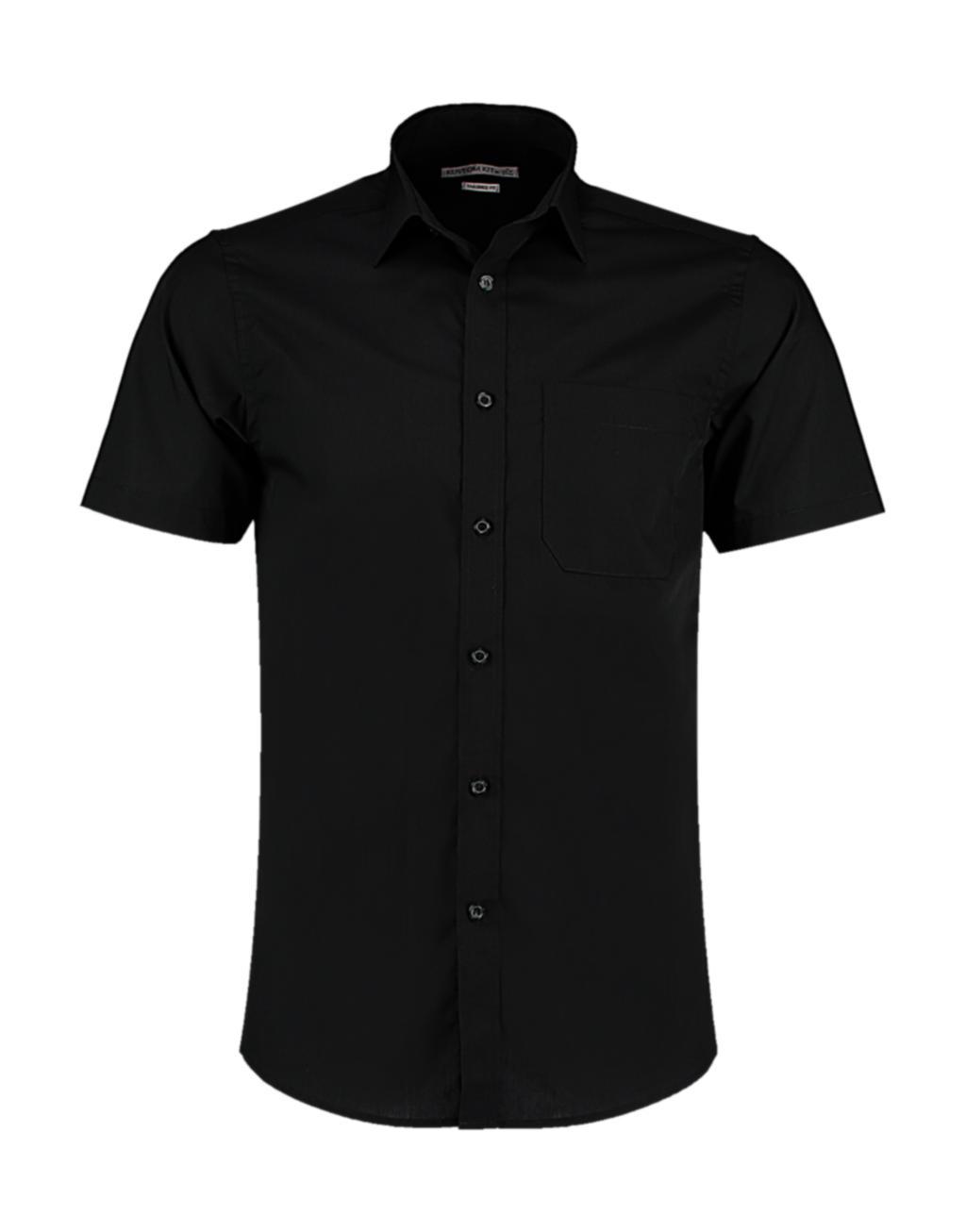 Košile Poplin Tailored fit s kr. ruk. - zvìtšit obrázek