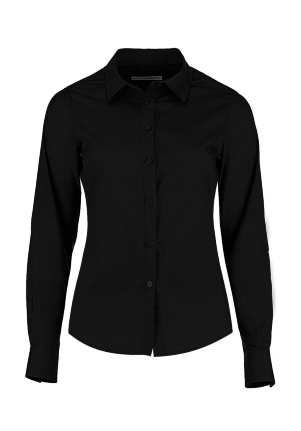 Dámská košile Poplin Tailored fit  P/  - zvìtšit obrázek