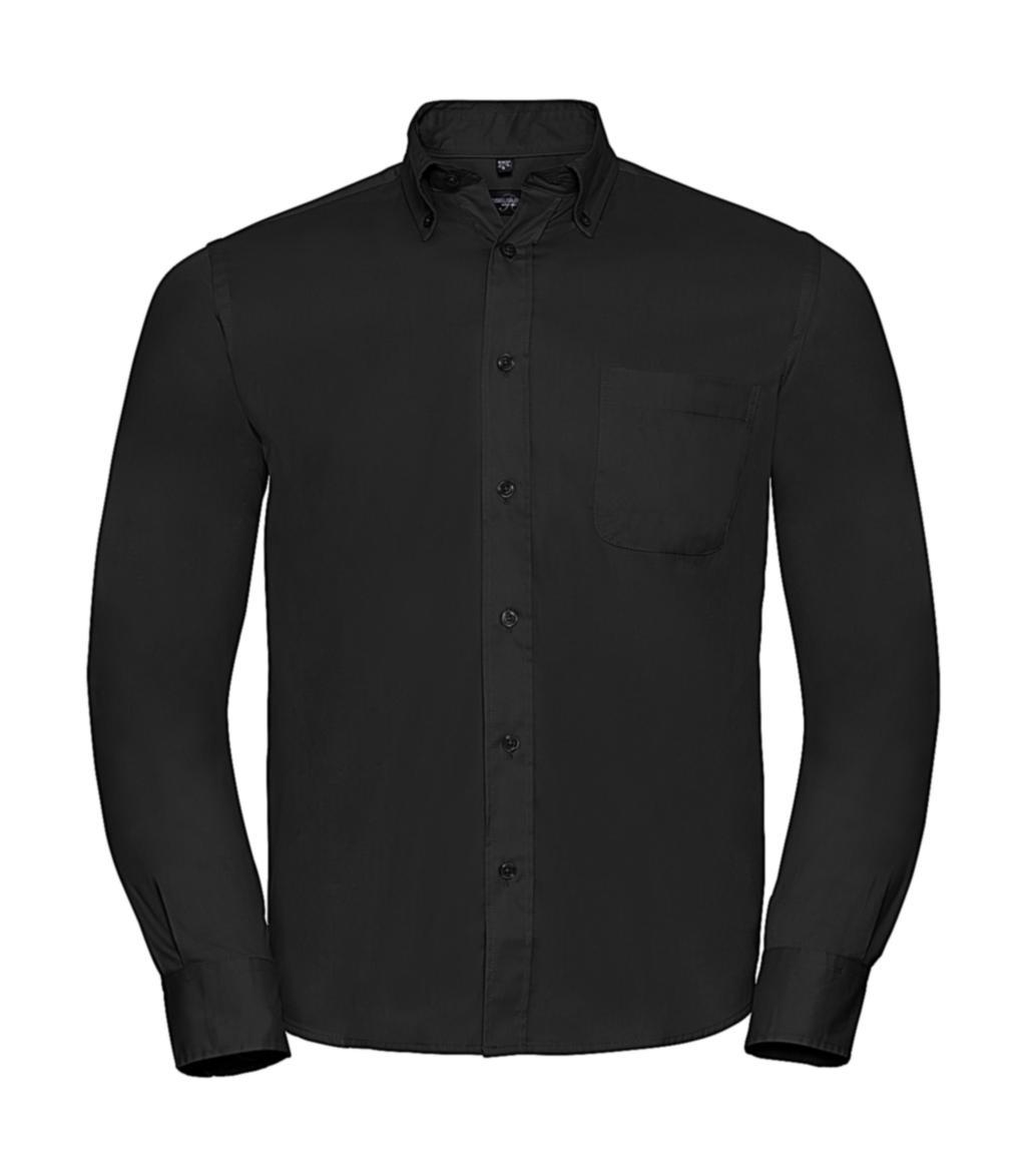 Pánská košile Twill s dlouhým rukávem - zvìtšit obrázek
