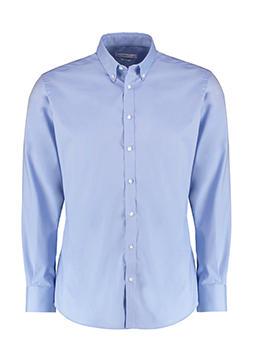 Košile s dlouhým rukávem Oxford Stretch Slim Fit - zvìtšit obrázek