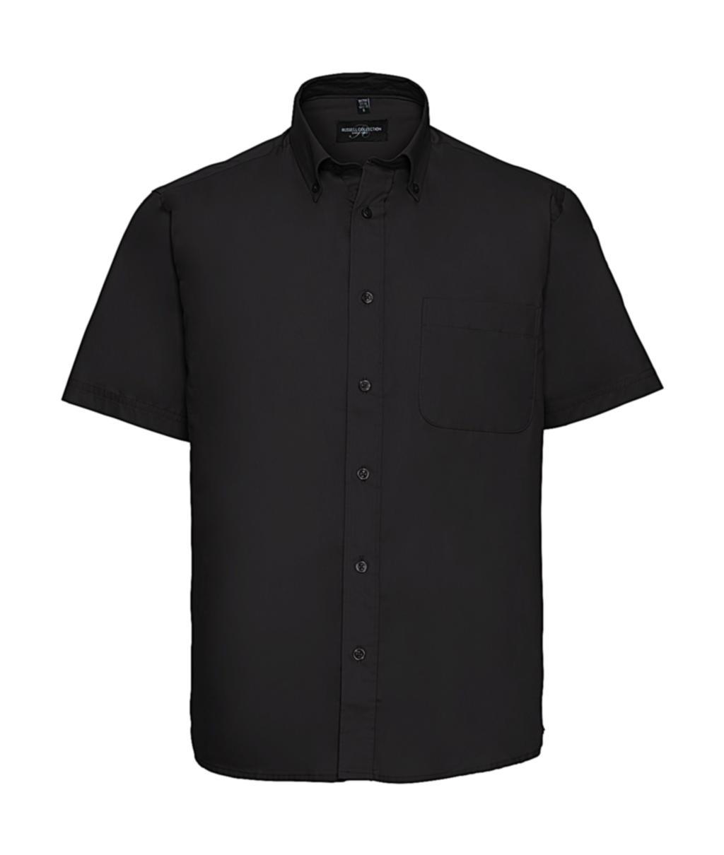 Pánská košile Twill s krátkým rukávem - zvìtšit obrázek